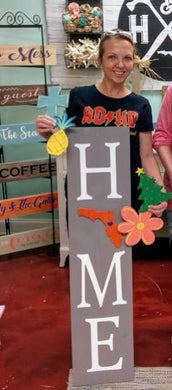08/31/2019 (2:00pm) Interchangeable Sign Workshop $65-$95 (Atlantic Beach)