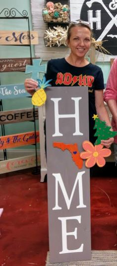 11/13/2019 (6:00pm) Interchangeable Sign Workshop $65-$95 (Atlantic Beach)