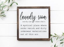 06/17/2020 (6:00pm) Laundry Room Sign Workshop (Atlantic Beach)