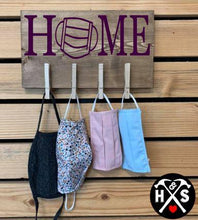 Hammer at Home - Mask Holders