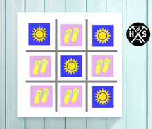 08/05/2020 (2:00pm) TIC TAC TOE DIY Workshop (Atlantic Beach)