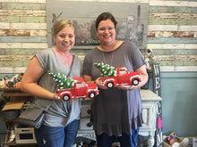 11/06/2019 (6:00) Watson Realty Private Ceramic Christmas Tree Workshop (Atlantic Beach)