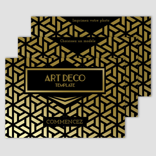 Art Deco - Photobooth 10x15