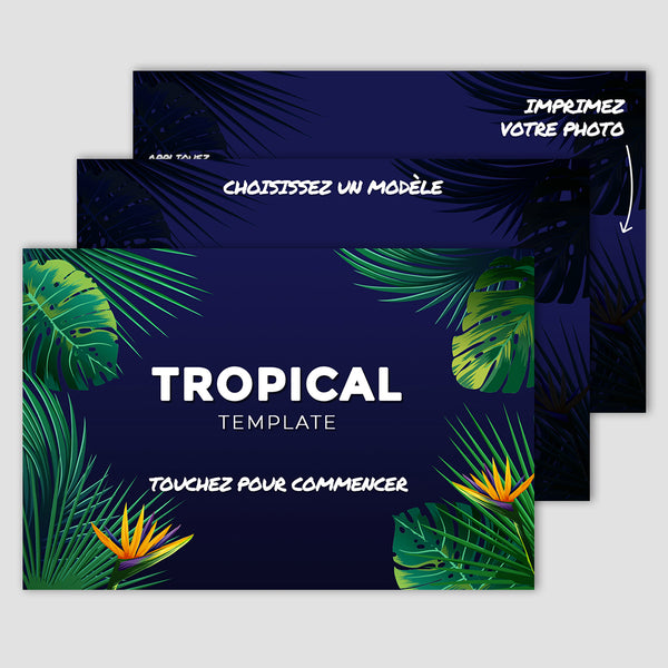 Tropical - Photobooth 10x15