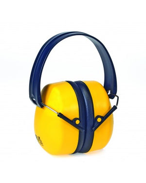 Duraplug™ Yellow Folding Ear Muffs - Free Shipping on $50 orders
