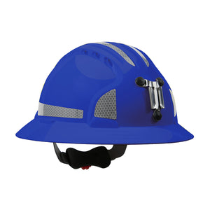 PIP EV6161MCR2 -Evolution® Deluxe 6161 Full Brim Mining Hard Hat