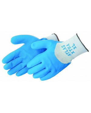 SHOWA® ATLAS® - 305 Blue latex fully palm & knuckle (12pair)