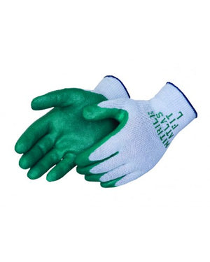 SHOWA® ATLAS® - 350 green nitrile dipped palm (12 pairs)