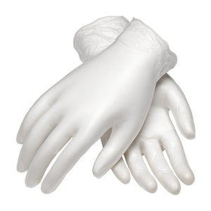 Ambi-dex® Industrial Grade Disposable Vinyl Glove, Powder Free - 4 Mil (10 Boxes/Case)