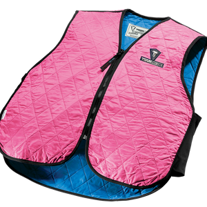 TechNiche 6529-PK Evaporative Cooling Sport Vest, Powered by HyperKewl, Pink