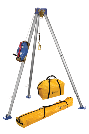 Tripod Kit with 7275 Tripod; 7285 3-Way SRL; NL7280 and NL7282 Storage Bags