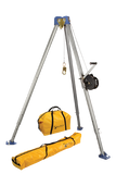 Tripod Kit with 7275 Tripod; 7290 Winch; NL7280 and NL7282 Storage Bags