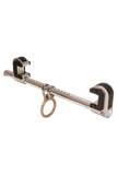 "Single Ratchet ing; Fits 4"" to 12"" Flange Width; Machined Aluminum Bar; Steel Jaws with Slider Pads."