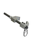 "Vertical or horizontal mount; Can be used for HLLs; 8,000 lb. capacity; Fits 4"" to 12"" Flange Width."