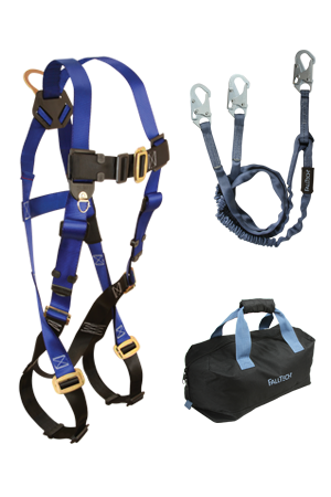 Back D-ring , Mating Buckles, Y-Leg Internal SAL and Gear Bag