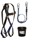 7007 Harness; 8259 Shock Absorbing Lanyard