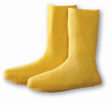 "Boots - West Chester 8400 Yellow Latex Water Proof ""Nuke Boot"""