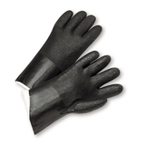 "Chemical Gloves - West Chester J212 12"" Chemical Glove, Acid Grip Finish, Jersey Lined, 12 Pair"