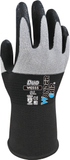 Coated Gloves - Wonder Grip 555 Duo, Nitrile Palm Coated, Light Duty Work Gloves, 12 Pair