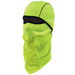 Cold Weather Gloves - On Sale! Ergodyne Lime N-Ferno 6823 Polyester Spandex Balaclava