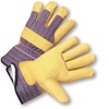Cold Weather Gloves - On Sale! West Chester 5555 120g PosiTherm Lined, Pigskin Winter Glove With Safety Cuff- 12 Pair
