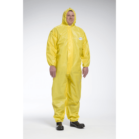 Coveralls - West Chester 3678B Posi-Wear UB PLUS, Chemical And Blood Resistant Coveralls 25pk