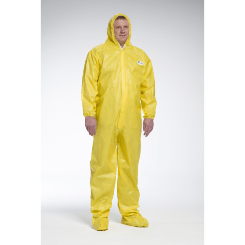 Coveralls - West Chester 3679B Posi-Wear UB PLUS- Chemical And Blood Resistant Coveralls 25pk