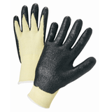 Cut Resistant Gloves - West Chester 713KSNF A2 Cut Resistant Kevlar Shell, Foam Nitrile Coated Palm 12 Pair