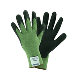 Cut Resistant Gloves - West Chester 713KSSN A6 Kevlar/Steel Shell, Micro Foam Nitride Coating -12 Pair