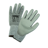 Cut Resistant Gloves - West Chester PosiGrip MI720DGU, PU Coated, A2 Cut Resistant Glove, 12 Pair