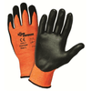 Cut Resistant Gloves - Zone Defense 703CONF A2 Cut Resistant, Nitrile Coated Gloves, 12 Pair