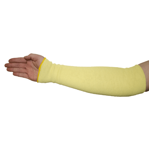 Cut Resistant - West Chester 2510K, 2 Ply Kevlar Cut Resistant Sleeve, 25 Sleeves