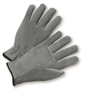 Drivers Gloves - Leather Glove, Driver, 980, Split, Straight Thumb, 12 Pair