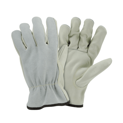 Drivers Gloves - Leather Glove, Driver, 993k, Select/Split, Kevlar Stitch, Keystone Thumb, 12 Pair