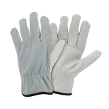 Drivers Gloves - West Chester 983k, Select/Split Back Driver Glove, Keystone Thumb, 12 Pair