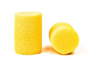 Ear Plugs - 3M E-A-R Classic Earplugs 310-1001, Uncorded, Pillow Pack, 200 Pair