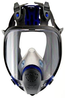 Full Face Respirator - 3M FF-400 Ultimate FX Full Facepiece Reusable Respirator, Ea