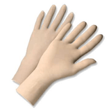 Gloves - West Chester 2500I Lightly Powdered Latex, Industrial Grade, 4 Mil, 100 Per Box