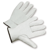 Goatskin Drivers Gloves - Leather Glove, Driver, 991k, Premium Goat Skin, Keystone Thumb, 12 Pair