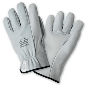 "Goatskin Drivers Gloves - Leather Glove, Driver, Lm991, Linesman, 10"", Goat Skin, 12 Pair"