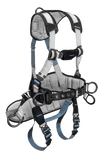 Harnesses And Belts - FallTech 8092A  FlowTech TowerClimber Full Body Harness, Padded Seat