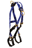 Harnesses And Belts - Falltech Contractor 7019A, Climbing/ Cross-over Full Body Harness, Free Shipping