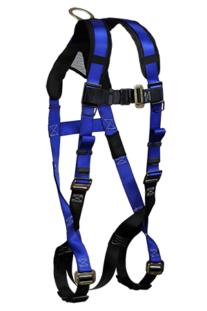 Harnesses And Belts - Falltech, Contractor+ Plus 7015B, Full Body Harness, Free Shipping