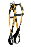 Harnesses And Belts - FallTech Journeyman Flex 7027B,  Aluminum Full Body Harness, 3 D-Rings Free Shipping