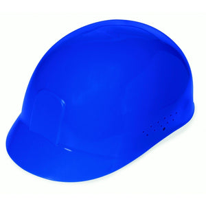 Head/Face Protection - DuraShell 1400B Non-ANSI Bump Cap, Blue, 20EA