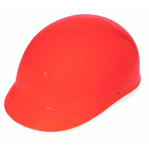 Head/Face Protection - DuraShell 1400HO Non-ANSI Bump Cap, Hi-Viz Orange, 20EA