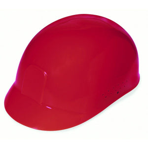 Head/Face Protection - DuraShell 1400R Non-ANSI Bump Cap, Red, 20EA