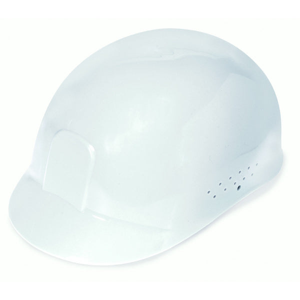 Head/Face Protection - DuraShell 1400W, Non-ANSI Bump Cap, White, 20EA
