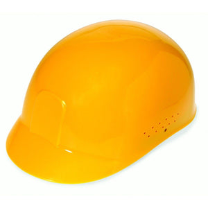 Head/Face Protection - DuraShell 1400Y Non-ANSI Bump Cap, Yellow, 20EA