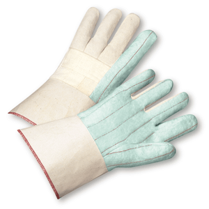 "Hotmill Gloves - Hot Mill Gloves, GG42SI, PE Laminated 4.5"" Cuff, 12PK"